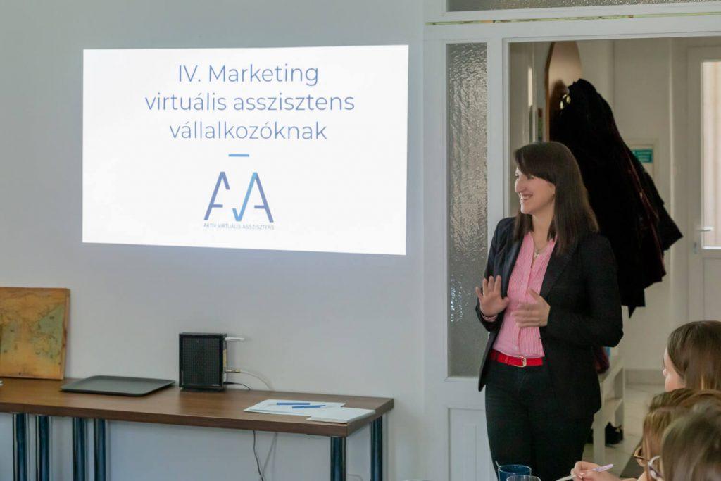 Apjok Barbara Virtuális asszisztens tréning AVA Aktív Virtuális Asszisztens Lukáts Andrea