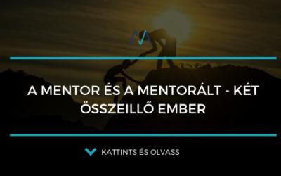 A mentor és a mentorált – két összeillő ember